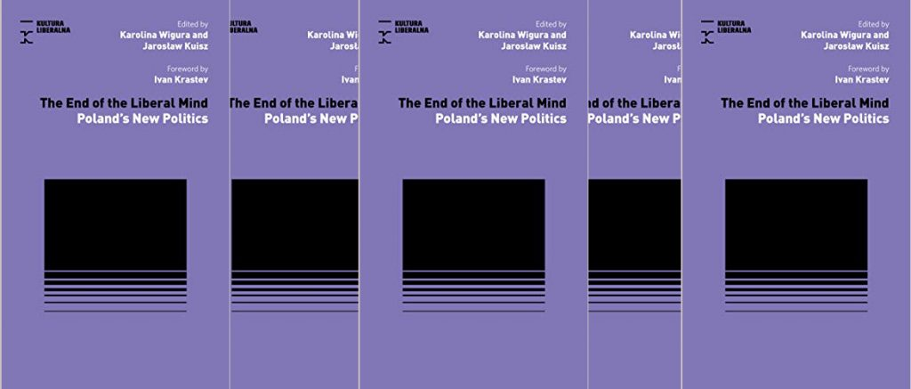 Book Cover: The End of the Liberal Mind